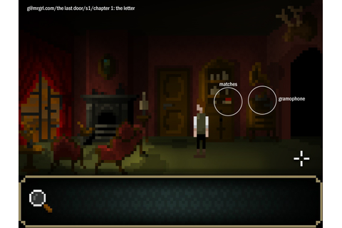 gamrgrl reviews | PC Games: Walkthrough: The Last Door ...