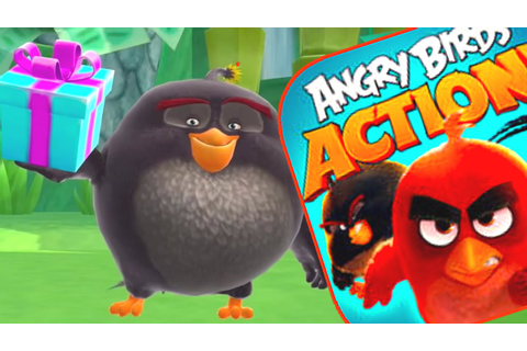 LEVELS 60 - 66 ANGRY BIRDS ACTION WALKTHROUGH- Brand New ...