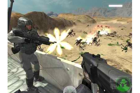 PC GAME | STARSHIP TROOPERS + PATCH FULL VERSION ~ Free ...