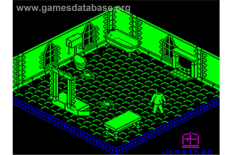Nosferatu the Vampyre - Sinclair ZX Spectrum - Games Database