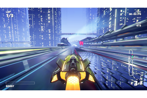 FAST RMX (Switch) review – Tired Old Hack