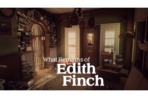 What Remains of Edith Finch - Gameplay 4k/60fps - YouTube