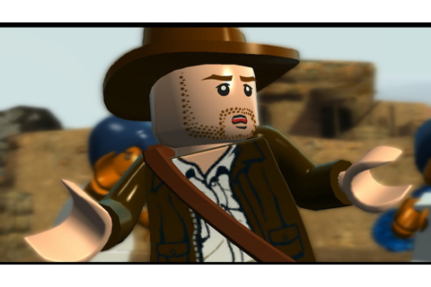 LEGO Indiana Jones 2 - All Cutscenes - YouTube