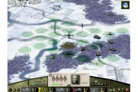 Panzer General III: Scorched Earth - Tutorial Scenario ...