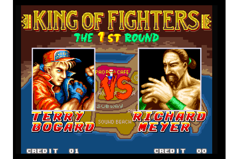 "Free Download Games "" Fatal Fury - King Of Fighters "" and ..."
