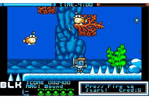 Mega Twins Download (1991 Amiga Game)