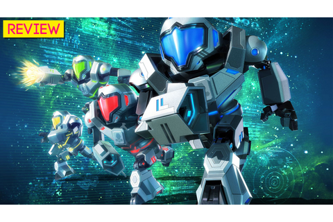 Metroid Prime: Federation Force: The Kotaku Review
