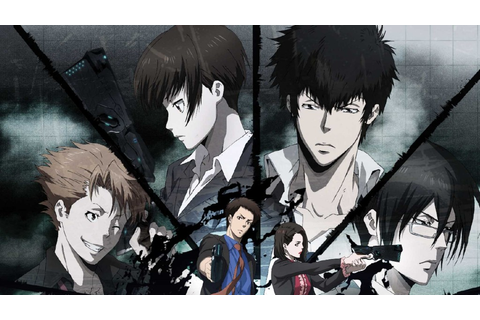 Psycho-Pass: Mandatory Happiness Review - God is a Geek ...