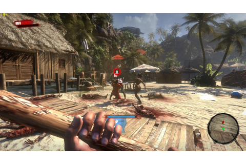 dead island gameplay - Google Search | Eden Mood Board ...