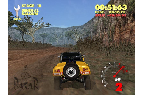 Paris Rally Dakkar (2001) - PC Review and Full Download ...