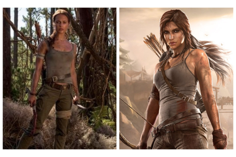 'Tomb Raider': Video Game and Film Differences | IndieWire
