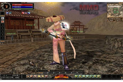 Martial Heroes Reviews - Martial Heroes MMORPG - Martial ...