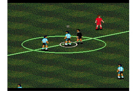 Pele s World Tournament Soccer - Download - ROMs - Sega ...