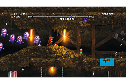 Spelunker HD Review – GameCritics.com