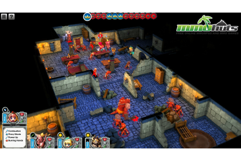 Super Dungeon Tactics | MMOHuts