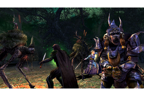 The Lord of the Rings Online's Mordor expansion has been ...
