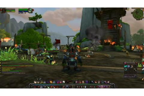 Good Game Stories - World of Warcraft: Mists of Pandaria