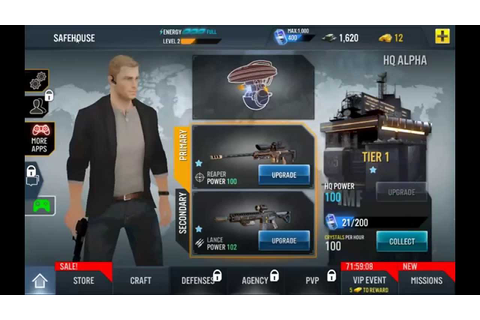 Android Game - Mission Impossible: Rogue Nation - part 1 ...