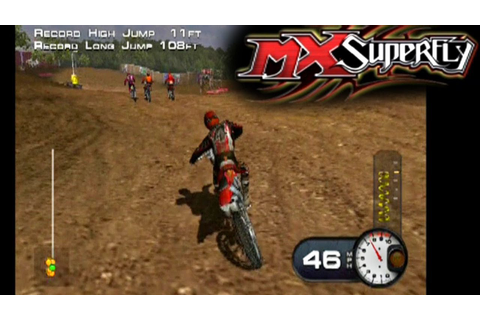 MX SuperFly ... (PS2) - YouTube