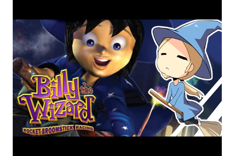 Billy the Wizard: Rocket Broomstick Racing (Wii ...