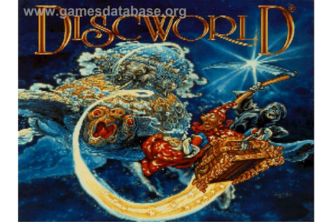 Discworld - Sega Saturn - Games Database