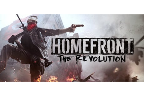 Homefront The Revolution PC Game Download Full Version
