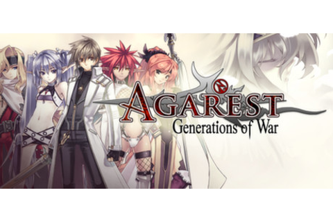 Agarest: Generations of War on Steam