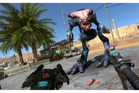 Serious Sam 3 VR est disponible sur Steam | Cosmocover