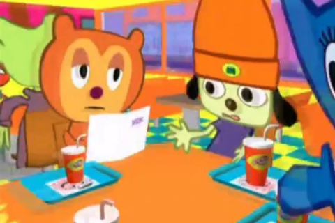 'PaRappa the Rapper' comes back as an anime series