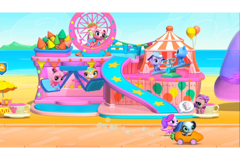 Littlest Pet Shop game - Official launch trailer - iOS ...