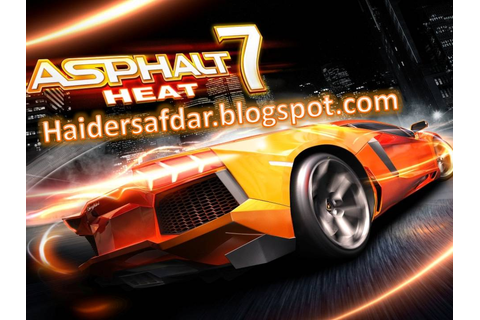 Asphalt 7 Heat v1.0.4 build 1041 Apk Full Version Free ...