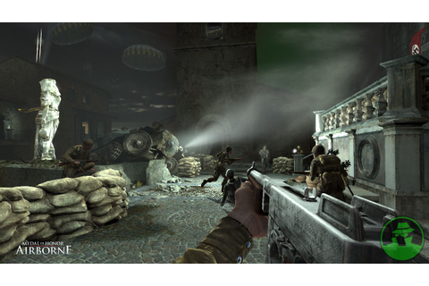 Medal of Honor: Airborne Screenshots, Pictures, Wallpapers ...