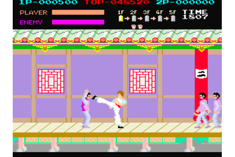 A History of the Side-Scrolling Beat-'Em-Up – Part 1: A ...