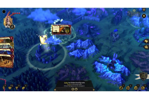 Armello - Gameplay Overview (PS4) - YouTube