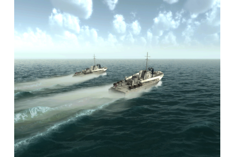Check Out This Naval Warfare Game! PT Boats!