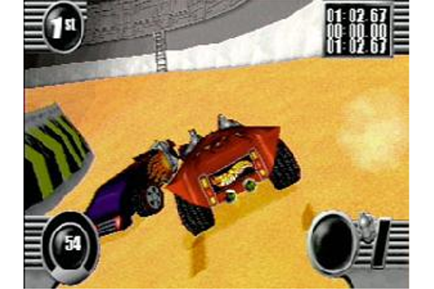 Hot Wheels Turbo Racing Review - GameRevolution