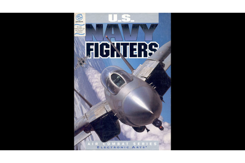 US Navy Fighters (Dos PC) Gameplay / Electronic Arts, Inc ...