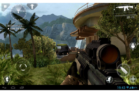 Modern Combat 4 Zero Hour mod apk | PC And Modded Android ...