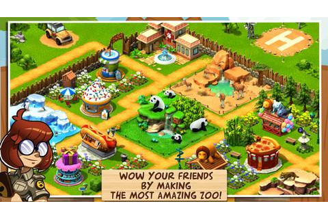 Wonder Zoo - Animal rescue! Download