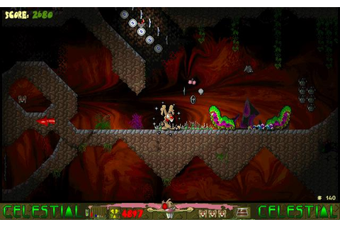 Toxic Bunny Download (1996 Arcade action Game)