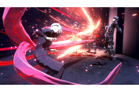 Tokyo Ghoul:re Call to Exist Gets a New Gameplay Trailer ...