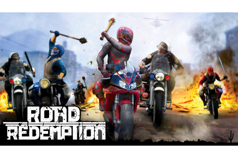 Road Redemption Review – Nostalgia Wipeout