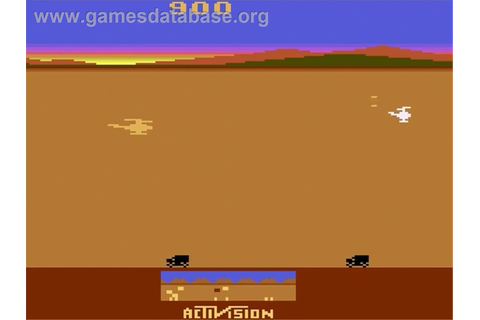 Chopper Command - Atari 2600 - Games Database