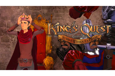 King's Quest - Chapter 2: Rubble Without A Cause Review