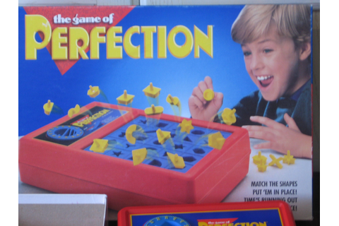 The Game of Perfection Get the Shapes in and Beat the Clock