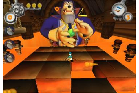 Screens: Donald Duck Quack Attack - GameCube (4 of 6)