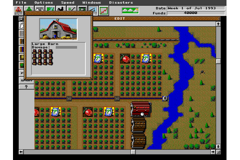 SimFarm | Old MS-DOS Games | Download for Free or play in ...