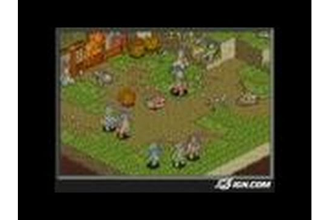 Onimusha Tactics Game Boy Gameplay_2003_10_02_1 - YouTube