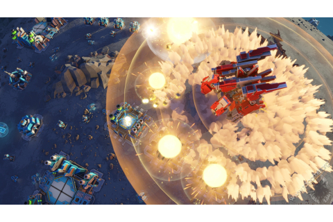 Planetary Annihilation: TITANS - Download Free Full Games ...