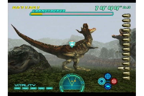 Retro Review: Dino Stalker